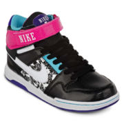 Nike® Mogan Mid 2 Girls Shoes - Little Kids/Big Kids