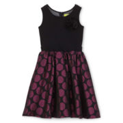 Dreampop® by Cynthia Rowley Dotty Dress - Girls 6-16