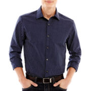 Claiborne® Slim-Fit Button-Front Shirt