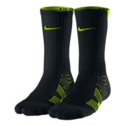 Nike® 2-pk. Performance Cushioned Football Crew Socks