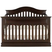 Savanna Tori Convertible Crib - Espresso