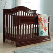 Savanna Tori Convertible Crib - Cherry