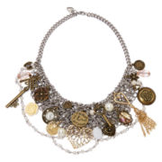 Messages from the Heart® by Sandra Magsamen® Metal Collar Necklace