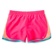Xersion™ Solid Running Shorts - Girls 7-16 and Plus