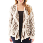 Arizona Aztec Cardigan - Plus