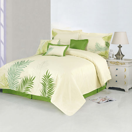 Panama Jack Haven Tropical 7-pc. Comforter Set