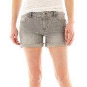 a.n.a® Denim Cut-Off Shorts