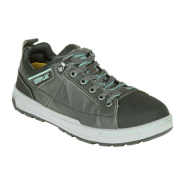 jcpenney.com | CAT® Brode Womens Lace-Up Work Shoes - Wide