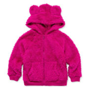 Arizona Bear Hoodie - Toddler Girls 2t-5t