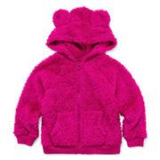 Arizona Bear Hoodie - Toddler Girls 2t-5t
