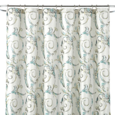 jcpenney.com | Royal Velvet® Diana Shower Curtain