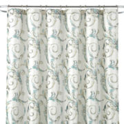 Royal Velvet® Diana Shower Curtain