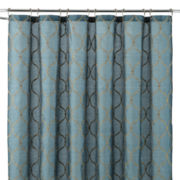 Royal Velvet® Geneva Shower Curtain