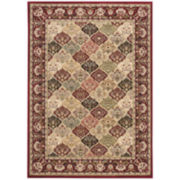 Kathy Ireland® Washington Square Rectangular Rug