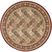 Kathy Ireland® Washington Square Round Rug