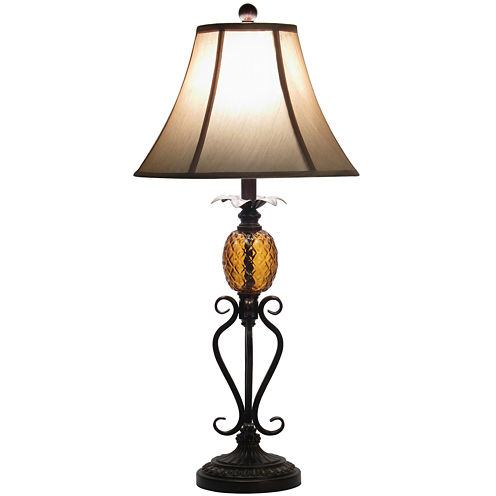 JCPenney Home™ Pineapple Table Lamp