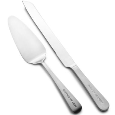 jcpenney.com | Towle® Dining Expressions Collection 2-pc. 18/10 Stainless Steel Cake and Pie Serving Set
