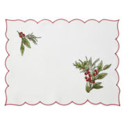 JCPenney Home™ Pineberry Set of 4 Placemats