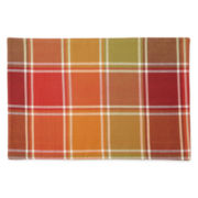 Arlee® Jada Plaid Set of 4 Placemats