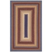 Canyon Reversible Braided Indoor/Outdoor Rectangular Rug