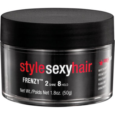 jcpenney.com | Style Sexy Hair® Frenzy™ Matte Texturizing Paste - 1.8 oz.