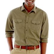Haggar® Life Khaki™ Twill Shirt