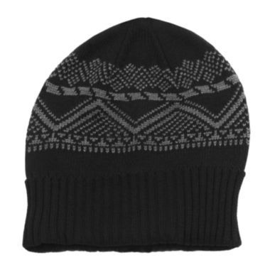 jcpenney.com | MUK LUKS® Fleece-Lined Knit Cap