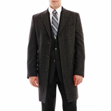 jcpenney.com | Stafford® Donegal Tweed Topcoat