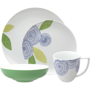 jcpenney.com | Nikko® Artist Floral 4-pc. Place Setting