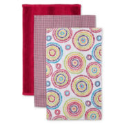 JCPenney Home™ 3-pk. Assorted Dish Towels