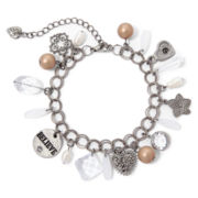 Messages from the Heart® by Sandra Magsamen® Believe Bracelet