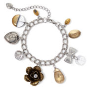 Messages from the Heart® by Sandra Magsamen® Flower Bracelet