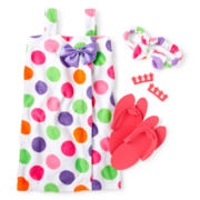 Polka Dot Spa Set - Girls 6-12