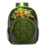 Teenage Mutant Ninja Turtles Hard-Shell Backpack - Boys One Size