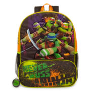 Teenage Mutant Ninja Turtles Backpack - Boys One Size