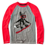Arizona Long-Sleeve Graphic Tee - Boys 6-18