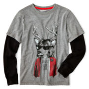 Arizona Long-Sleeve Graphic Tee – Boys 6-18