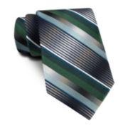 Van Heusen® Chamber Stripe Silk Tie