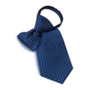 Neat Zipper Tie–Extra Long