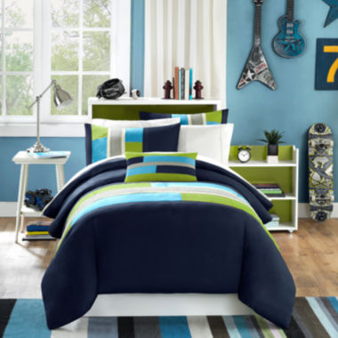 jcpenney.com | Mi Zone Switch Colorblock Comforter Set