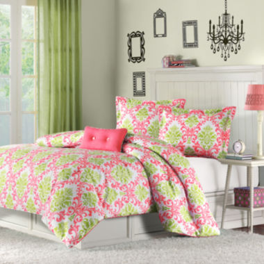 jcpenney.com | Mi Zone Monica Damask Comforter Set