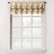 Bordeaux Tailored Valance