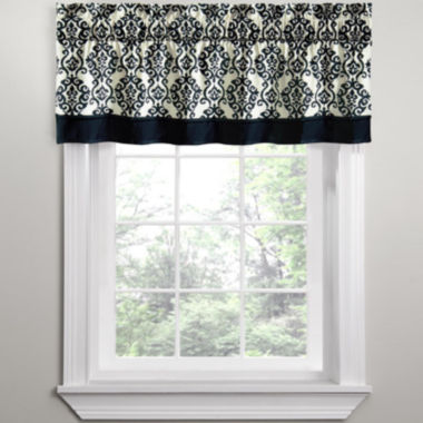 jcpenney.com | Waverly® Luminary Rod-Pocket Tailored Valance