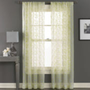 Lanai Rod-Pocket Sheer Panel