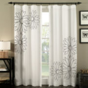 Marseilles Rod-Pocket Curtain Panel