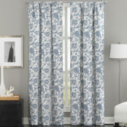 Henrietta Rod-Pocket Curtain Panel