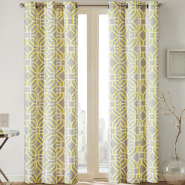 jcpenney.com | Madison Park Alana Grommet-Top Curtain Panel