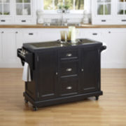 Atlantic Bay Kitchen Cart Collection