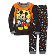 Disney Mickey Mouse 2-pc. Pajama Set – Boys 2-10