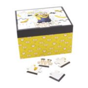 Minions Puzzle Top Storage Box